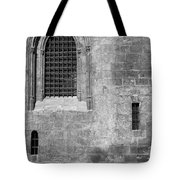 Granada Cathedral Monochrome Tote Bag