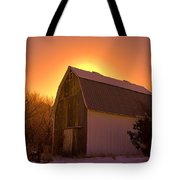 Granary Rise Tote Bag