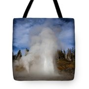 Grand And Vent Tote Bag