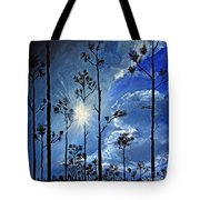 Grand Bahama Forest Tote Bag