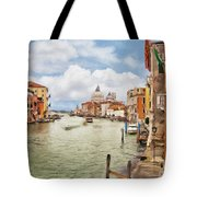 Grand Canal Apartment Tote Bag