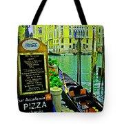 Grand Canal Scene Tote Bag