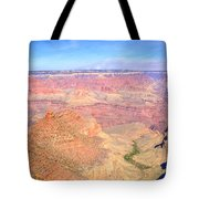 Grand Canyon 19 Tote Bag