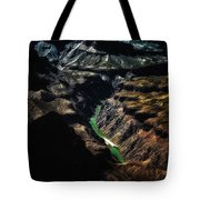 Grand Canyon 50 Tote Bag
