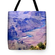 Grand Canyon 71 Tote Bag