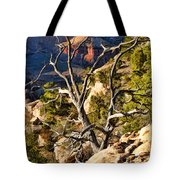 Grand Canyon Branches Tote Bag