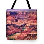 Grand Canyon Colorado Canyon Tote Bag