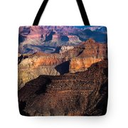 Grand Canyon Colors Tote Bag
