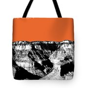 Grand Canyon - Coral Tote Bag