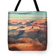 Grand Canyon Dawn Tote Bag