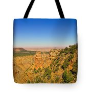 Grand Canyon Desert View Tote Bag