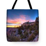 Grand Canyon Lodge Tote Bag