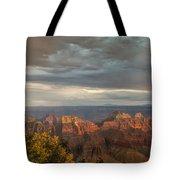 Grand Canyon North Rim Sunset Tote Bag