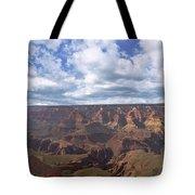 Grand Canyon Np Daytime Panorama Tote Bag