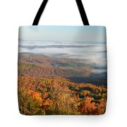 Grand Canyon Of Arkansas Tote Bag