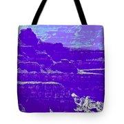 Grand Canyon Purples Tote Bag