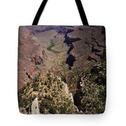 Grand Canyon South Rim 6 Tote Bag