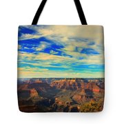 Grand Canyon South Rim Tote Bag