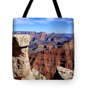 Grand Canyon - South Rim View Tote Bag