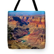 Grand Canyon Sunset Tote Bag by Robert Bales