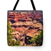 Grand Canyon Valley Tote Bag
