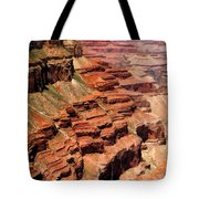 Grand Canyon Valley Depths Tote Bag