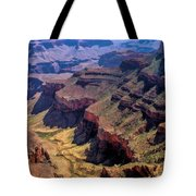 Grand Canyon Valley Trail Tote Bag