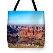 Grand Canyon Vast View Tote Bag