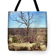 Grand Canyon View 6 Tote Bag