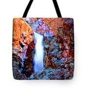 Grand Canyon Waterfall Tote Bag