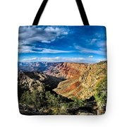 Grand Canyon Xxi Tote Bag