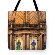 Grand Cathedral Of Guadalajara Tote Bag