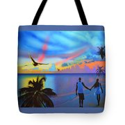 Grand Cayman Islanders Tote Bag