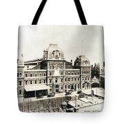 Grand Central, 1886 Tote Bag