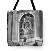 Grand Central Christmas Tote Bag