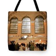 Grand Central 's Main Terminal Tote Bag