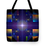 Grand Central Star Station Tote Bag