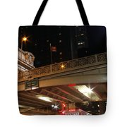 Grand Central Station At Pershing Square Tote Bag