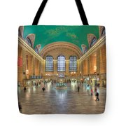 Grand Central Terminal IIi Tote Bag
