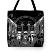 Grand Central Terminal Poster Tote Bag