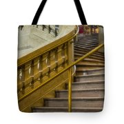 Grand Central Terminal Staircase Tote Bag