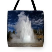 Grand Eruption Tote Bag
