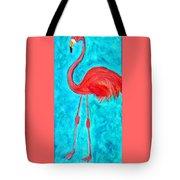 Grand Flamingo Tote Bag