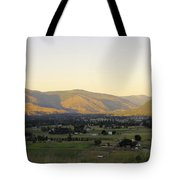Grand Forks View From The West Tote Bag