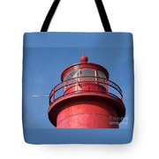 Grand Haven Red Tote Bag