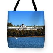 Grand Hotel Mackinac Island Tote Bag