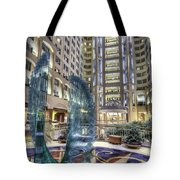 Grand Hyatt D.c. Tote Bag