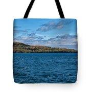 Grand Island Lake Superior Tote Bag
