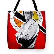 Grand Master Helio Gracie Tote Bag