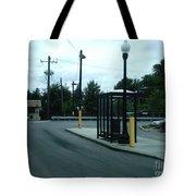 Grand/nordica Cta Bus Terminal Tote Bag